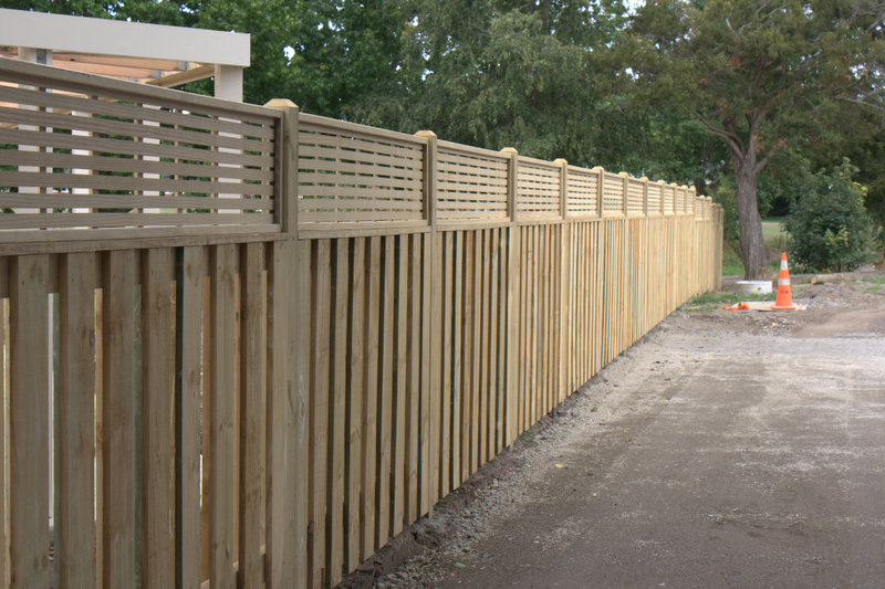 Paling Fence Designs Trellis top paling fence welcome to erecta fence main menu workwithnaturefo
